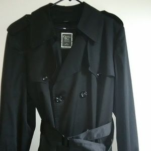 Men's Christian Dior Monsieur Black trench coat